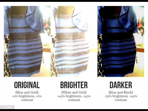 What Colors Are This Dress February 27 2015 Explained