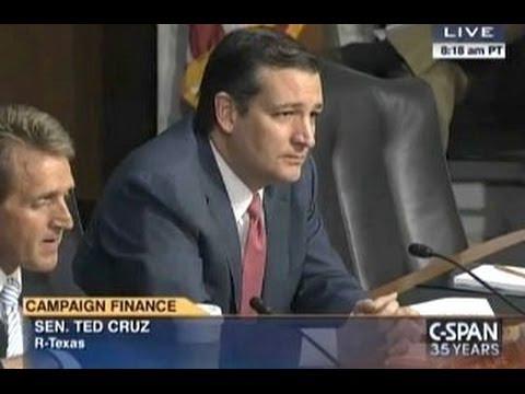 Ted Cruz: Dems Repealing 1st Amendment