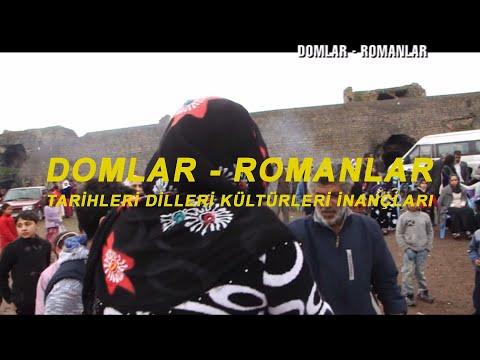 Domlar - Romanlar / Tarihleri Dilleri Kültür ve İnançları (Masalın Aslı)