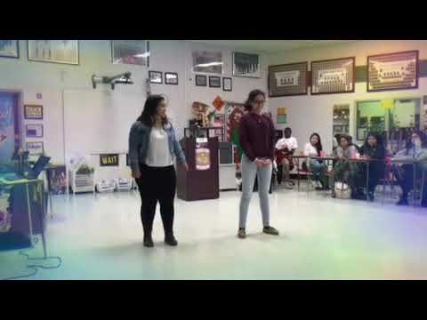 Estilo chihuahua- dance zapateado/huapango @school