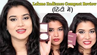 Lakme Radiance Compact Review Hindi