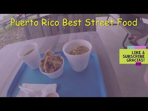 Best Puerto Rico Street Food