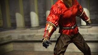 Path of Exile - Dragon Gloves