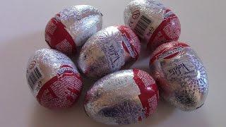 6 Violetta Disney Surprise eggs Unboxing | Violetta Huevos Sorpresa de Violetta | Ovetti sorpresa