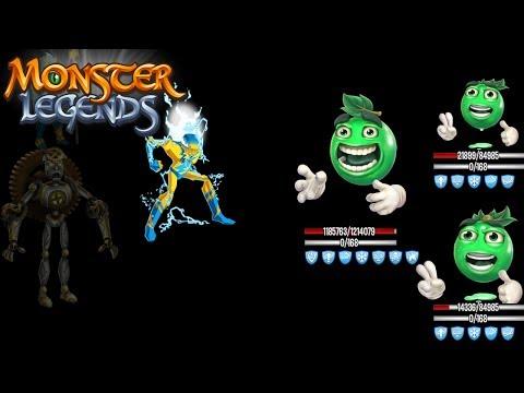 GUAVA JUICE новый монстр Monster Legends прохождение