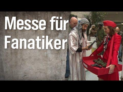 Die Messe für Fanatiker - Fanatika 2015 | extra 3 | NDR