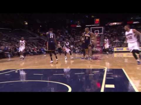 Indiana Pacers vs Atlanta Hawks | February 4, 2014 | NBA 2013-14 Season