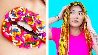 6 EASY BEAUTY HACKS AND GIRL DIY | MAKEUP IDEAS AMD MUST-KNOW LIFE HACKS AND CRAFTS