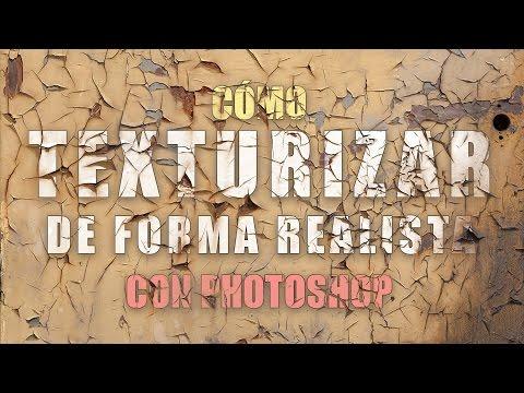 Descargar Video Cómo texturizar de forma realista en Photoshop