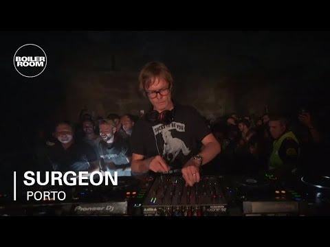 Surgeon | Boiler Room x Eristoff 'Into The Dark' Porto
