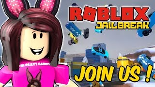 ROBLOX LIVE STREAM !! - Jailbreak, MM2 and much more ! - COME JOIN THE FUN !!!