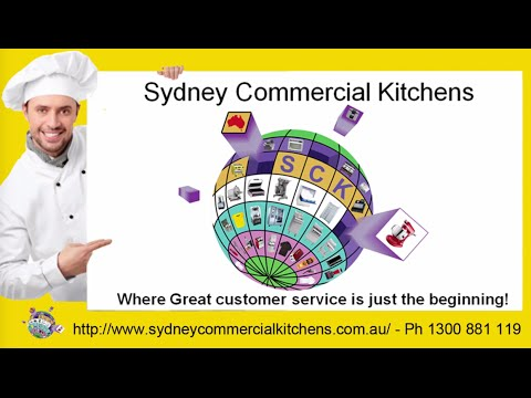 3 Reasons to use Sydney Commerical Kitchens For Restaurant Equipment