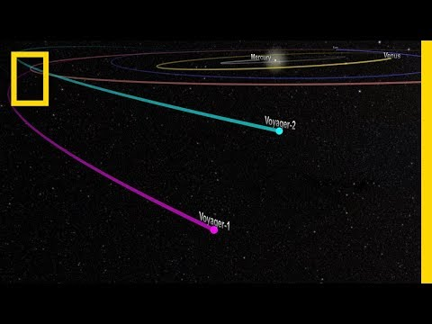 Thumbnail: See Two Spacecraft Journey to Outer Reaches of Solar System | National Geographic
