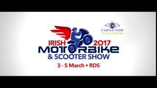 Teaser - Carole Nash Irish Motorbike & Scooter Show 2017 Promo Film