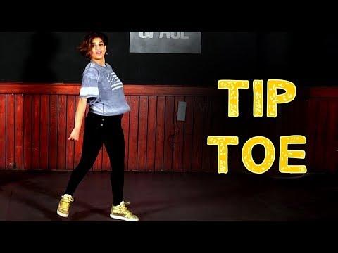 Zumba Workout On Tip Toe | Jason Derulo Ft French Montana | Choreographed By Vijaya/Dilip