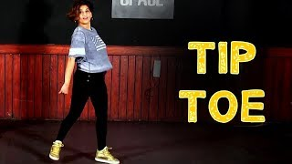 Zumba Workout On Tip Toe | Jason Derulo Ft French Montana | Choreographed By Vijaya/Dilip