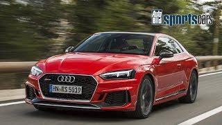0-251 km/h: 2017 Audi RS 5 (F5) / Sound / Acceleration / Autobahn - AUTO BILD SPORTSCARS