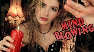 ASMR - MIND BLOWING whisper HYPNOSIS incl. MOUTH sounds & TR...