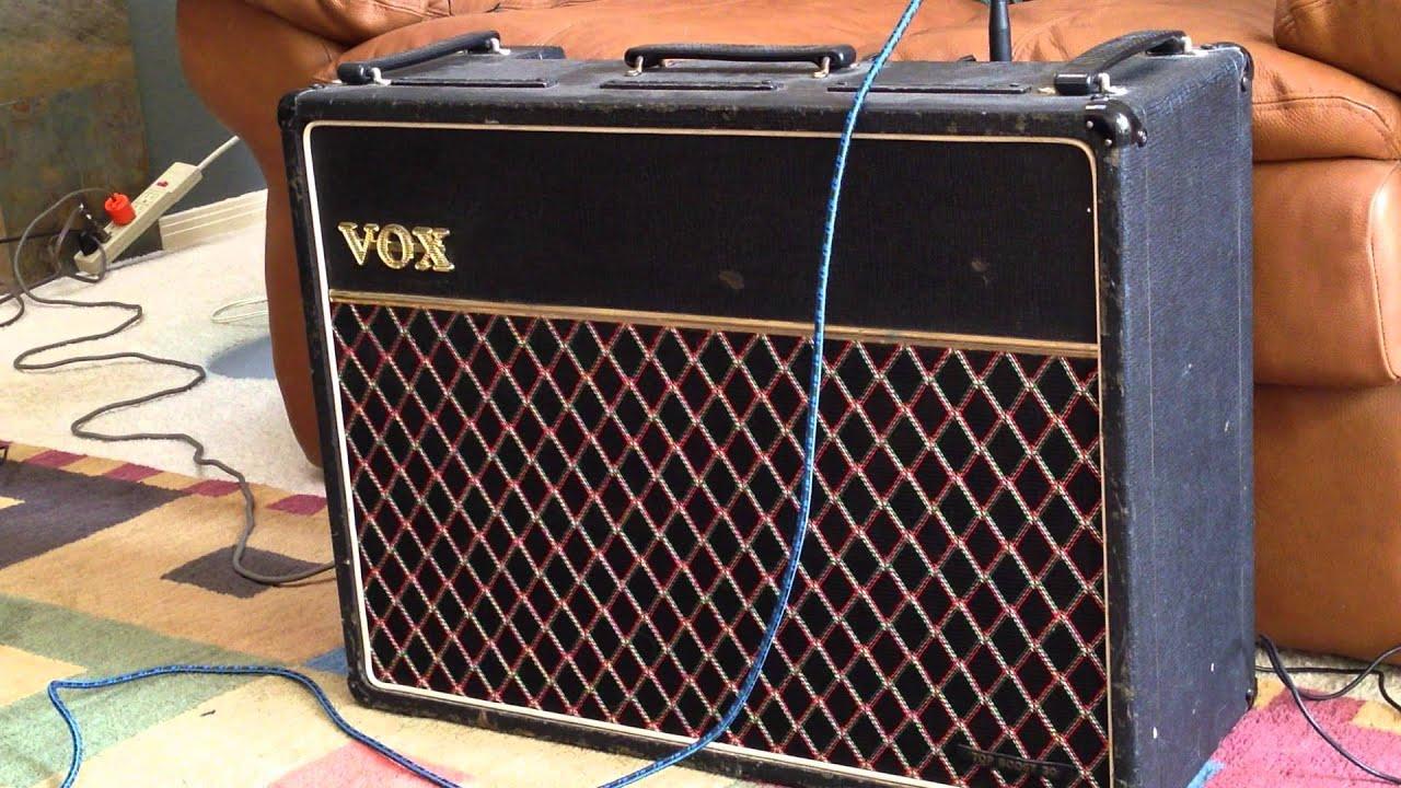 vox amp wallpaper