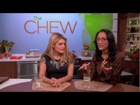 THE CHEW: Carla Hall and Daphne Oz Dish on Thanksgiving, Offer ...