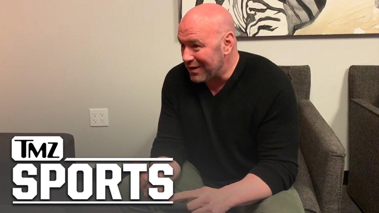 Dana White Says Conor McGregor & Khabib Rematch Should Happen In 2019 | TMZ Sports