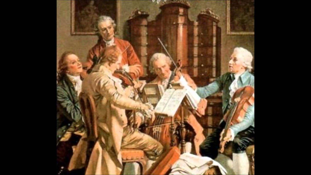 Musica barroca estilos y la musica barroca en espa a for Epoca clasica