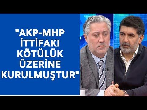 Levent Gültekin ve Murat Sabuncu 'Fezleke' gündemini değerlendirdi | İki Yorum 25 Şubat 2021