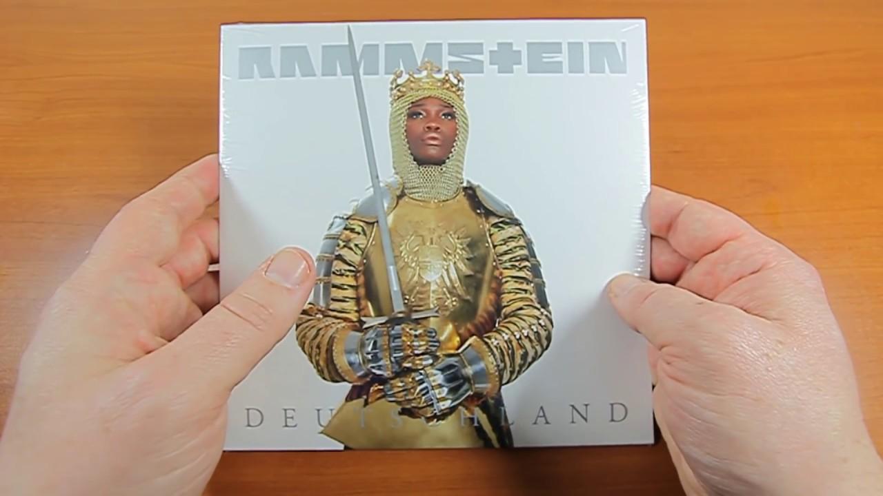 Rammstein - Deutschland - Vinyl, 7