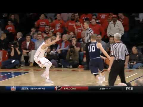 Villanova G Donte DiVincenzo Freshman Highlights (The Big Ragu aka The Michael Jordan of Delaware)