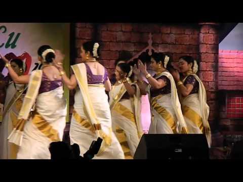 Thiruvathira.....SARASWATHIYE SARANAM.....