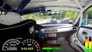 VLN4 08.07.2017 Marc Roitzheim V4 | Ahrtal-Motorsport Onboard
