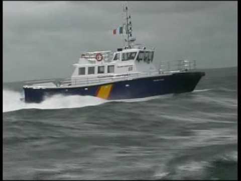 Windfarm catamaran, ISLAND TIGER