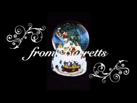 German Musical Snow Globes from Barretts - Winter Sleigh Ride
