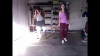 "Dancing to ""Pretty Brown Eyes"" Boy Band Project Choreography"