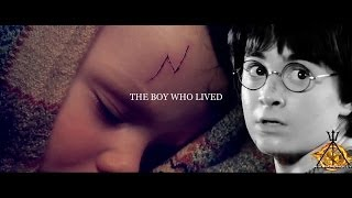 """The Boy Who Lived • """"It's true...I am the Chosen One."""""""