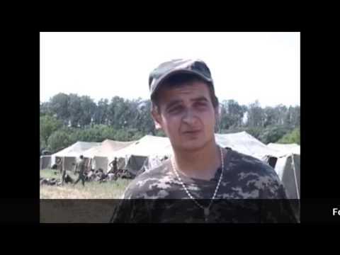 Ukranian Troops Retreat To Russia