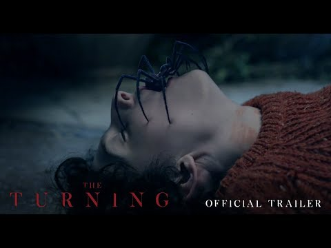 The Turning trailers