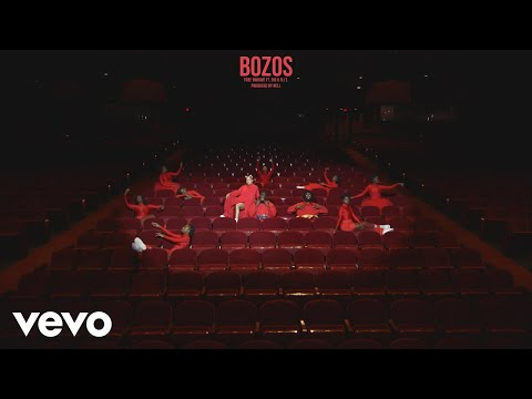 Смотреть клип Bozos Ft. Big K.R.I.T. - Tobe Nwigwe
