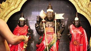 அருள்மிகு ஸ்ரீ மீனாட்சி அம்மன் திருக்கோயில், டெக்சாஸ் - அமெரிக்கா Part -4 | ஆலய வழிபாடு | Sun TV