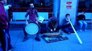 Music from the streets of Istanbul - Shantijaz