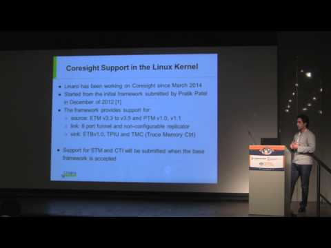 Hardware trace - the ultimate Linux performance tuning tool, TracingSummit2014