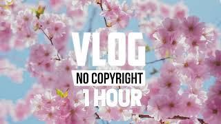 Ikson - Spring (Vlog No Copyright Music) - [1 Hour]