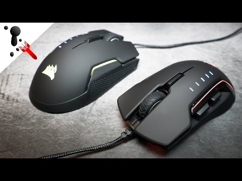 Corsair Glaive Reviewed for First Person Shooters
