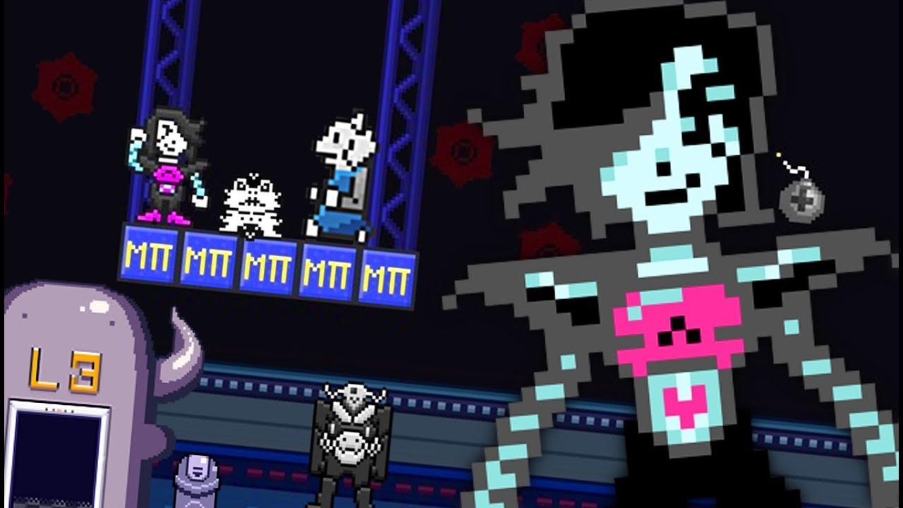 TORIEL'S FINAL SHOWDOWN WITH METTATON EX!! | Goatmom's Tale [The
