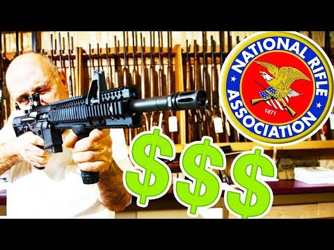 How The NRA Uses Division To Sell Guns