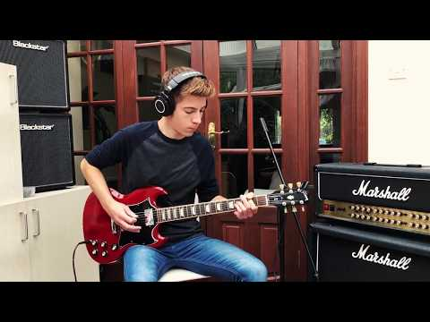 AC/DC Full Cover - THUNDERSTRUCK