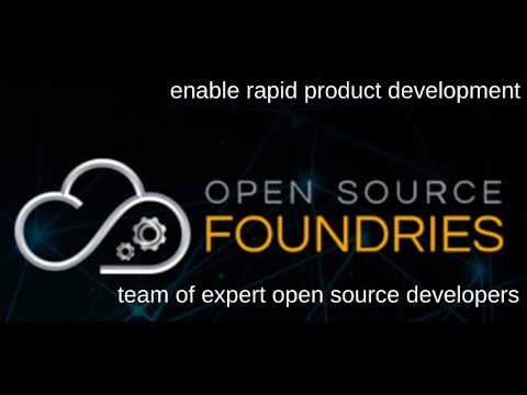 Open Source Foundries IoT Zephyr, Linux, IoT Gateways
