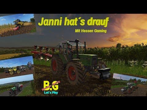 LS17 Livestream / Janni hat´s drauf - Coldborough Park Farm