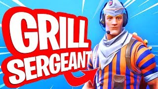 *LEAKED* DURR BURGER WERKNEMER SKIN!! COMPLETE DURR BURGER SET in FORTNITE!
