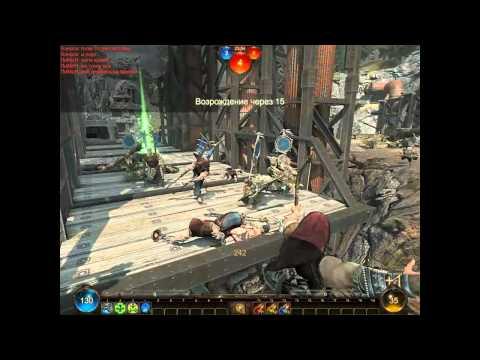 видео: panzar:forged by chaos - miniОбзор4ик 4(Паладин)